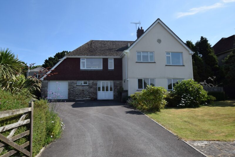 View towards the front of this spacious detached house